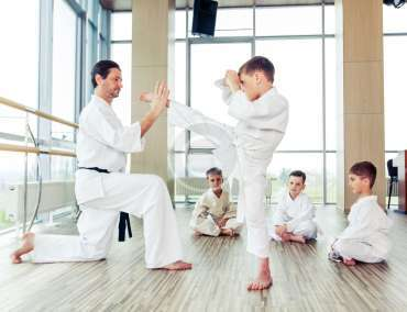 Trust and Patience in Karate
