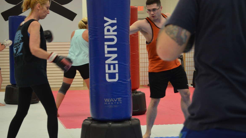 Fitness Cardio Kickboxing